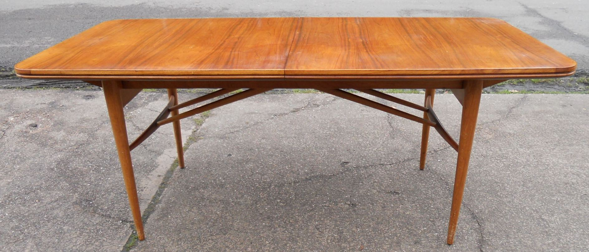 Archie Shine Rosewood Amp Teak Dining Room Suite By Robert